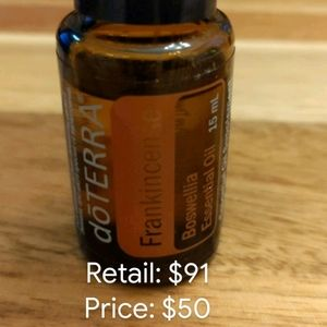 doTERRA essential oil - Frankincense